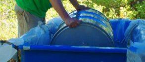 Craig and the Barrel